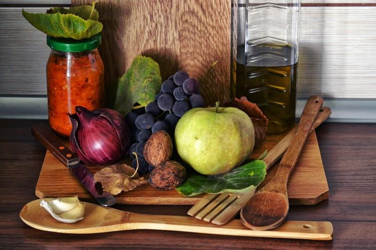 Как питаться осенью: правила и продукты