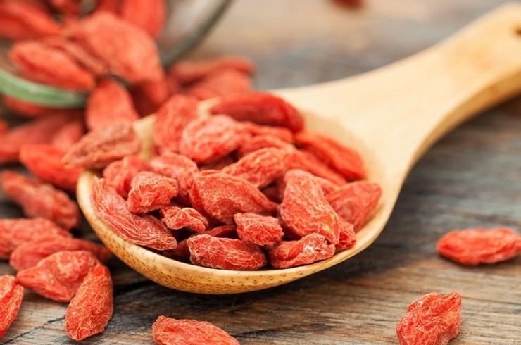Чудо-ягода годжи: факты и рецепты
