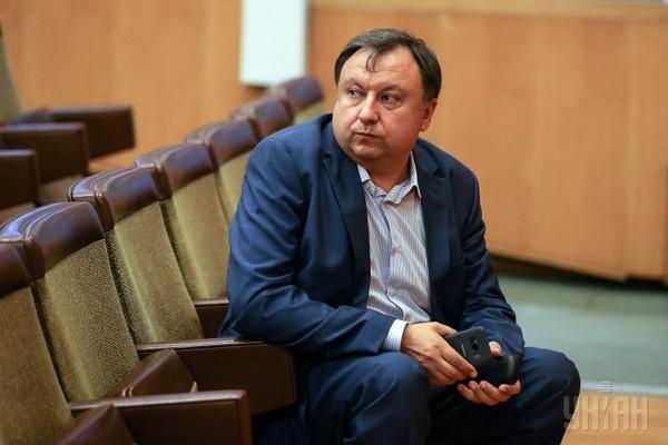 Княжицкий Николай Леонидович — Парламент.UA