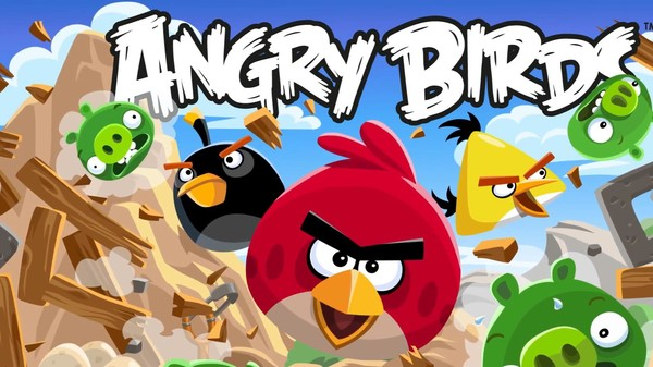 Angry Birds следит за нами