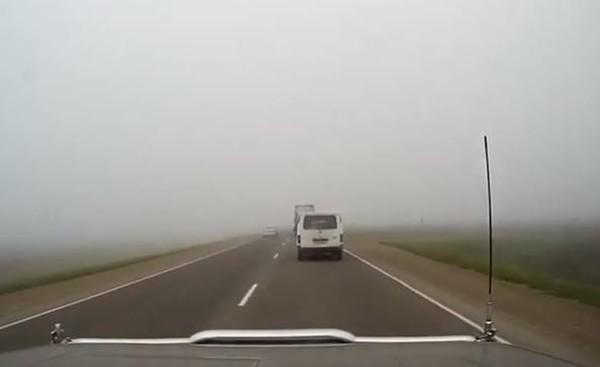 Как не попасть в ДТП в тумане - простые советы