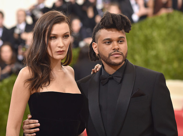 The Weeknd сделал предложение Белле Хадид