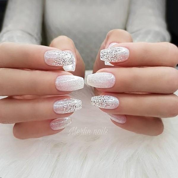 Свадебный маникюр: фото идеи для коротких и длинных ногтей