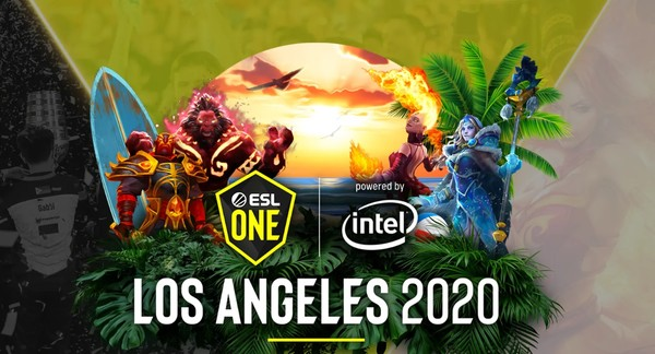 ESL One Los Angeles 2020: турнир по Dota 2
