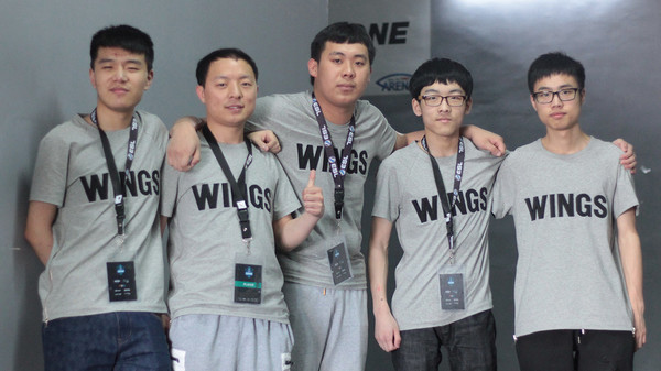 Коллектив Wings Gaming