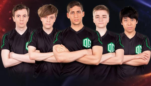 The International 2017: презентация команды OG