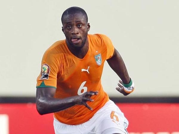 Яя Туре готов вернуться в сборную Кот-д′Ивуара